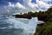 Западный берег о. Бали возле Танах Лот