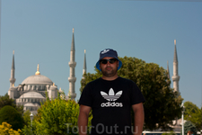 Стамбул, мечеть Ахмедие