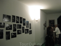 выставка фотографий одной из джазовых групп