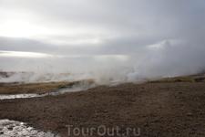 Исландия-термальные просторы.