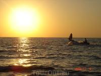 В Средиземном море в ноябре можно купаться