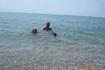 Новый Афон, море