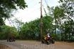 По дороге на смотровую площадку Luho Point View