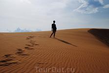 Желтые дюны)