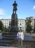 памятник татарскому поэту Габдулла Тукаю