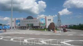 Торговый центр на острове