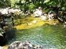 Мы здесь тоже купались, когда ездили в джунгли.