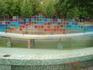 такой милый фонтан в сквере на улице Пушкина, рядом с домом культуры