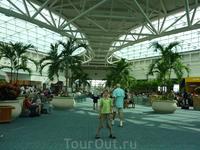 Аэропорт JFK Нью-Йорк
