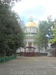 Церковь  Михаила Архангела Псково-Печерского монастыря.  Наверно неудивительно, что жители северной Руси, так часто отражавшие набеги беспокойных соседей ...