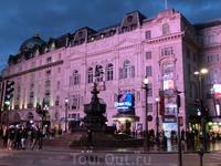 Площадь Пикадилли (Piccadilly Circus) — площадь и транспортная развязка в центральном Лондоне, район Вестминстер. Создана в 1819 г. как развязка между Пикадилли-стрит и Риджент-стрит.