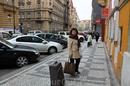 на улочках чешской столицы