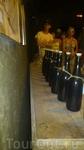В 1920 году на основе бывшего царского имения был создан винодельческий совхоз «Абрау-Дюрсо».  В этот период руководителем предприятия являлся А. М. Фролов-Багреев ...