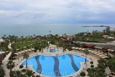 панорамный вид с балкона .. прекрасно!