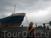 Батуми. порт