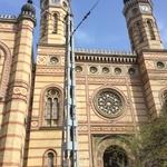 Здание будапештской Большой  синагоги - считается самой большой в Европе. Расположена на улице Дохань, в еврейском квартале Пешта.
