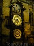 Прага. Вечерняя прогулка. знаменитые астронамические часы