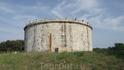 Древнеримский мавзолей - верхняя точка Гаэты