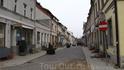Просто одна из улочек мелкого польского городишки, которая выводит к старинному замку...Кстати, этих замков там... В каждой деревне!