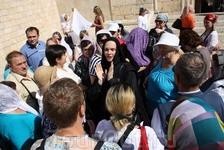 Теперь наш гид - сестра Людмила из Иерусалимского патриархата