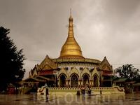 Пагода Каба Айе