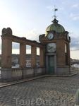 Сторожевая башня на набережной