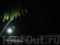 ночь на острове Ко Куд