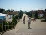 """На четвертый день нашего пребывания в Геленджике мы посетили аквапарк """"Золотая бухта"""" а после него пошли пешком по набережной. Прогулялись по на славу ..."""