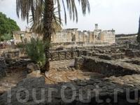 Дом лучшего друга молодого Иисуса, Петра на берегу озера Кинерет