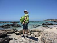 Elafonisi - на Оленьем острове