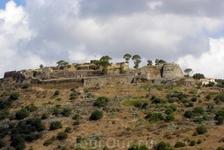 Греция. о.Кефалония. Крепость Св. Георгия