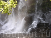 Один из водопадов Далата