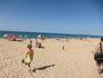 Алвор,на пляже