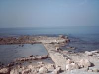 Все, что осталось от древнего порта
