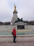 На площади у Букингемского дворца
