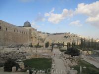 Каменная история Иерусалима. Немые свидетели эпох.