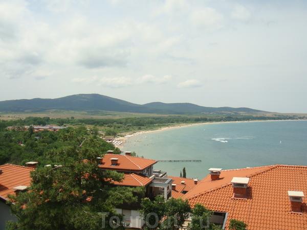 Santa marina holiday village 4 болгария созополь