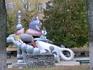 Детская площадка по мотивам Алисы в стране чудес