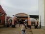 Вход на Центральный рынок с Арбата.