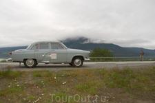 героиня путешествия, Волга ГАЗ 21, 1964 года выпуска