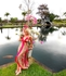 Водный дворец Тиртаганга . Индонезия, БАЛИ