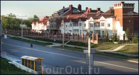Президентский бульвар (почему бульвар ?..)