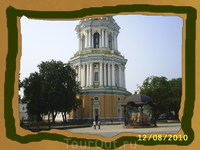Киево - Печерский монастырь. август 2010 года.