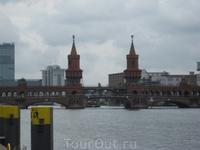 Мост через Шпрею