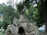 и орел - символ Кавказа