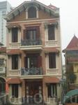 Ханой. Дома в колониальном стиле