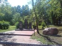 Памятники в честь ВОВ
