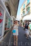 Улочки Капри