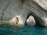 Голубые пещеры