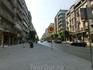 Одна из главных улиц города - улица Эгнатия
